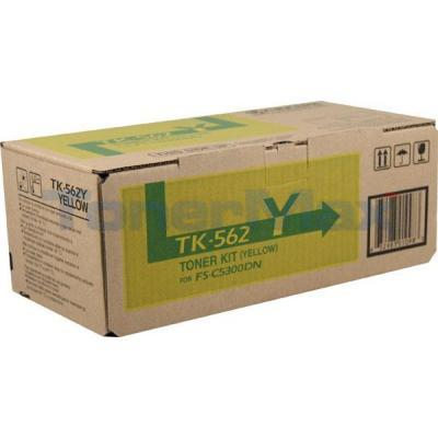 KYOCERA MITA FS-5300DN TONER KIT YELLOW